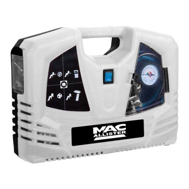 Kompresor Bezolejowy Mini Macallister 1 5 Hp 1100 W Mini Kompresory Castorama