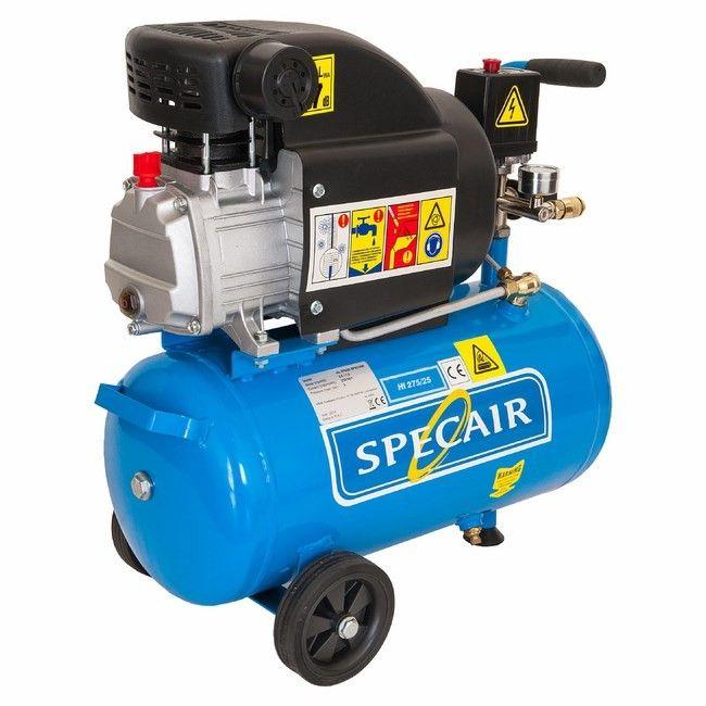 Kompresor tłokowy Specair HL 275-25 - Kompresory