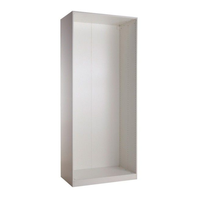Korpus Form Darwin 2356 X 100 X 566 Cm Biały Garderoby