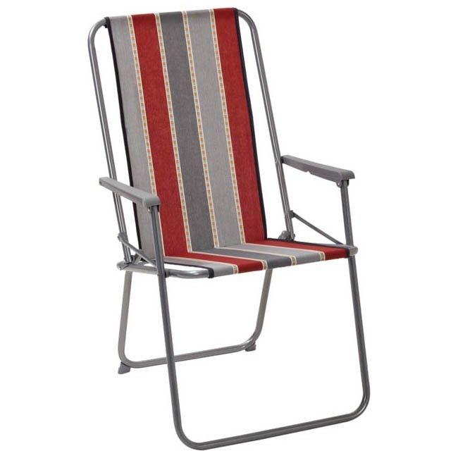Krzesło Patio Piccolo Wysokie Mix Krzesła Turystyczne Kemping