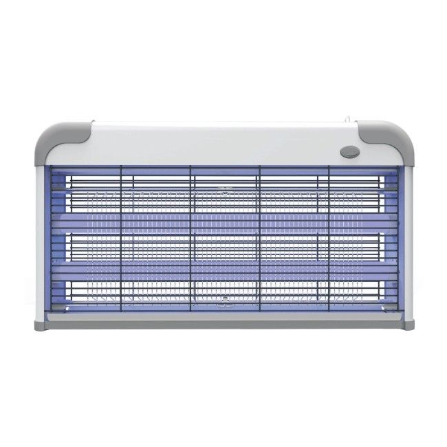 Lampa Owadobójcza Dpm Solid Profesjonalna 2 X 10 W