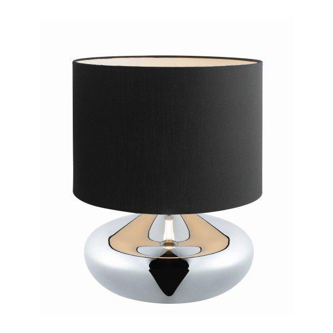 Lampa Stołowa Colours Icarus 1 X 60 W E14 Chrom Metal