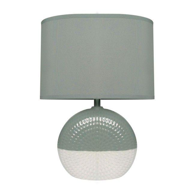 Lampa Stołowa Struhm Fiona 1 X 40 W E14 Grey