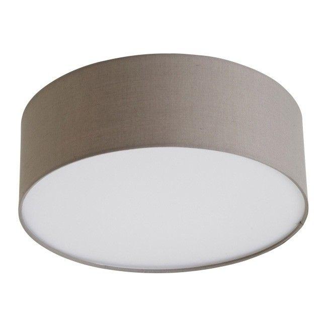 Lampa sufitowa Colours Soranus 2 x 42 W E27 szara