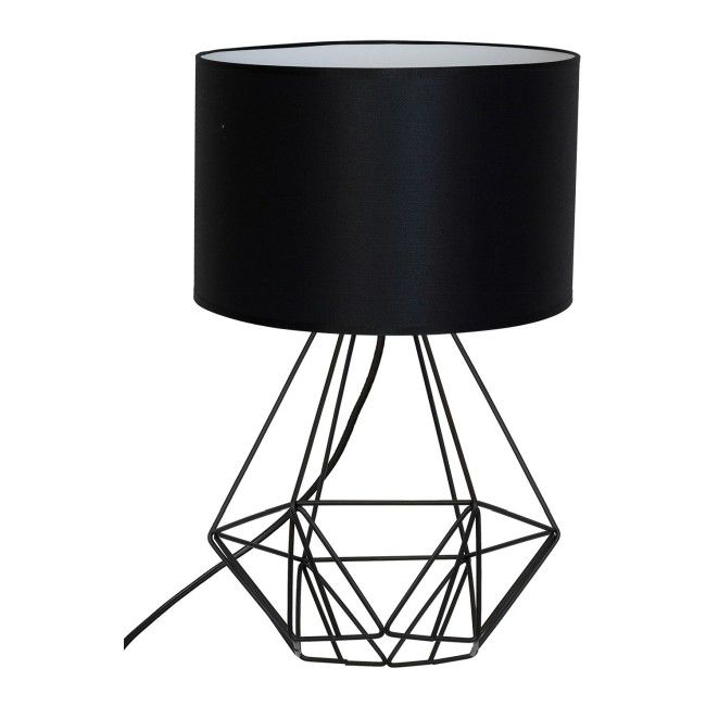 Lampka Stołowa Luminex Basket New 1 X 60 W E27 Lampy