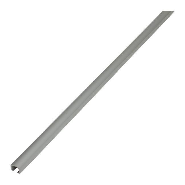 Listwa Aluminiowa Diall 10 Mm Srebrny Mat 183 M