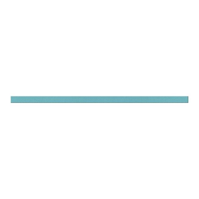 Listwa Szklana 23 X 600 Mm Azzurro