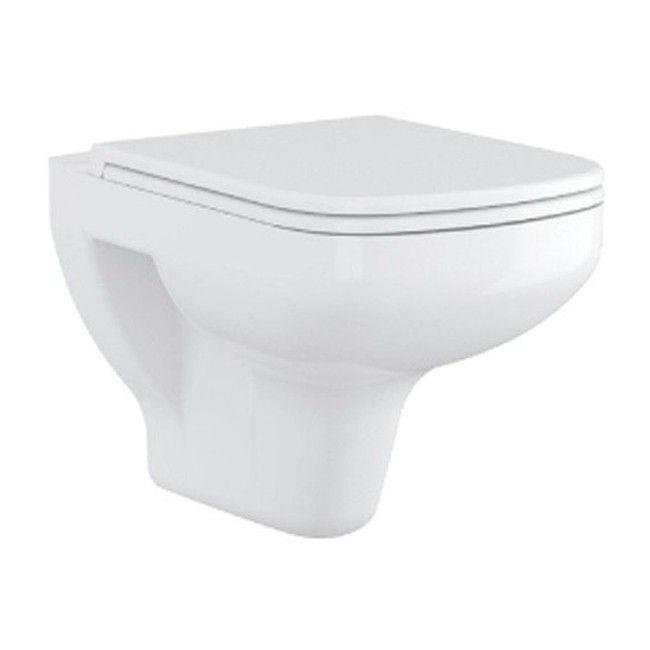 Miska wc wisz ca cersanit colour z desk wolnoopadaj c miski wisz ce miski wc wc - Wc c olour grijze ...