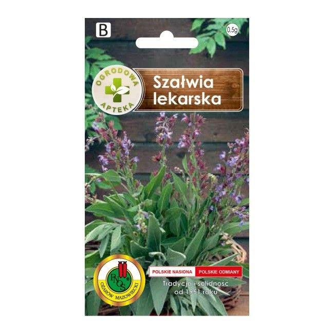 Nasiona szałwia lekarska 0,5 g