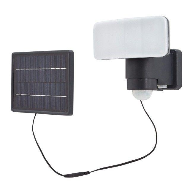 Naswietlacz Blooma Kenora 700 Lm 5000 K Czarny Oswietlenie Solarne Castorama