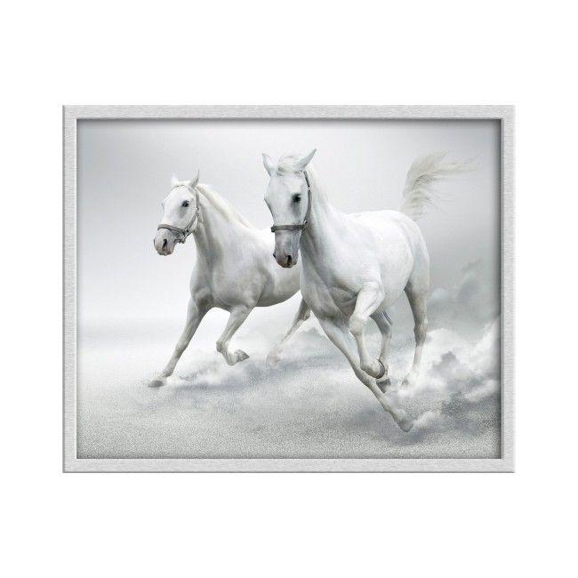 Obraz 40 X 50 Cm Konie Obrazy Obrazy I Ramiarstwo Dekoracja