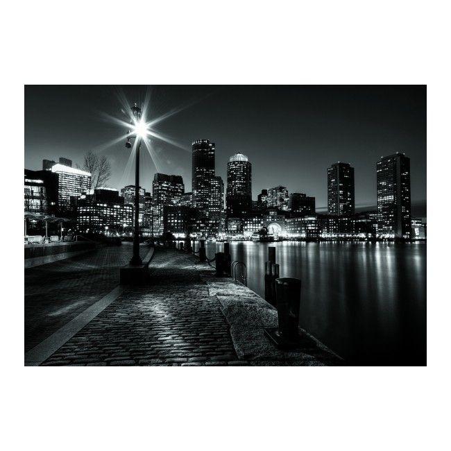 Obraz Glasspik Miasto Bw 70 X 100 Cm Obrazy Obrazy I Ramiarstwo
