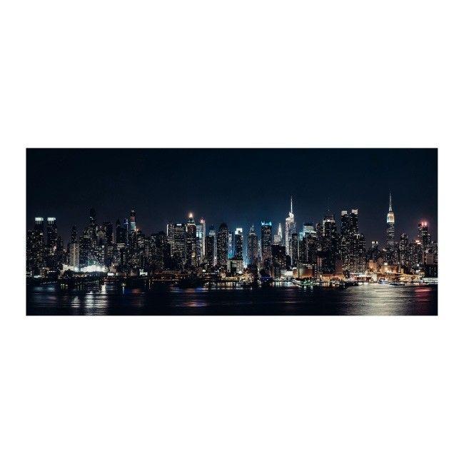 Obraz Glasspik Night 50 X 125 Cm Obrazy Obrazy I Ramiarstwo