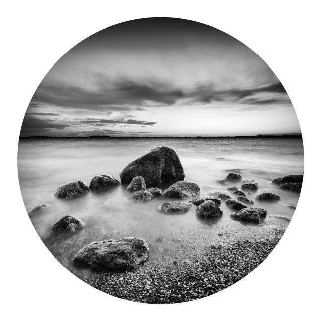 Obraz Glasspik Koło Stones Fi 70 Cm Obrazy Obrazy I Ramiarstwo