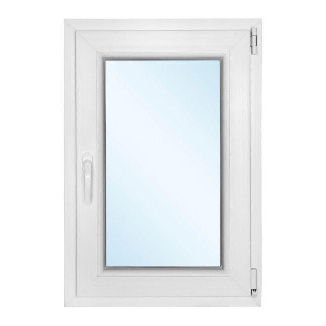 Okno Pcv Rozwierno Uchylne 565 X 835 Mm Prawe Okna Castorama