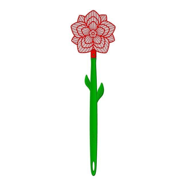 Packa Na Muchy Bros Kwiatek Czerwona