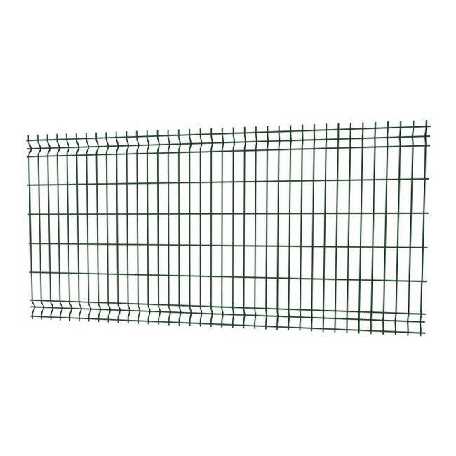 Panel Ogrodzeniowy 3d 123 X 250 Cm Oczko 20 X 7 5 Cm Drut 3 2 Mm