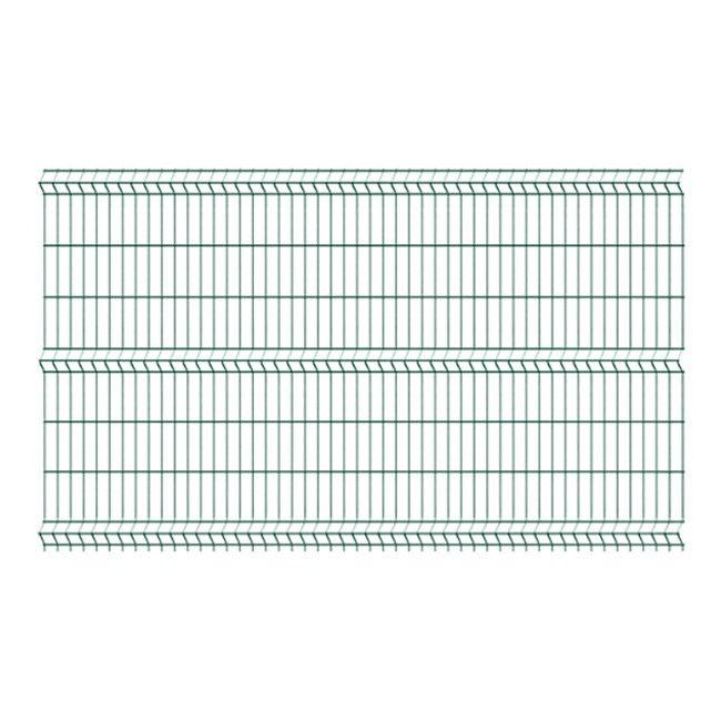 Panel Ogrodzeniowy Polargos 3d 1 23 X 2 5 M Oczko 5 X 20 Cm Ocynk