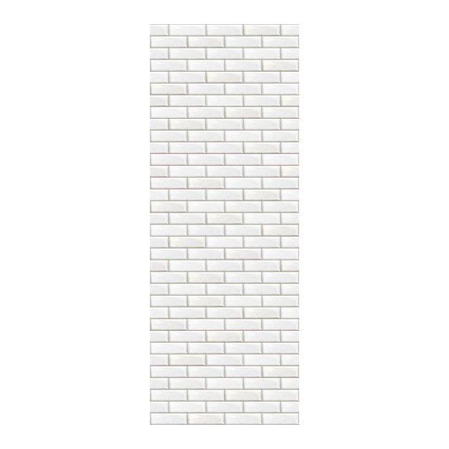 Panel ścienny Pcv Motivo 250d White Brick 2624 M2