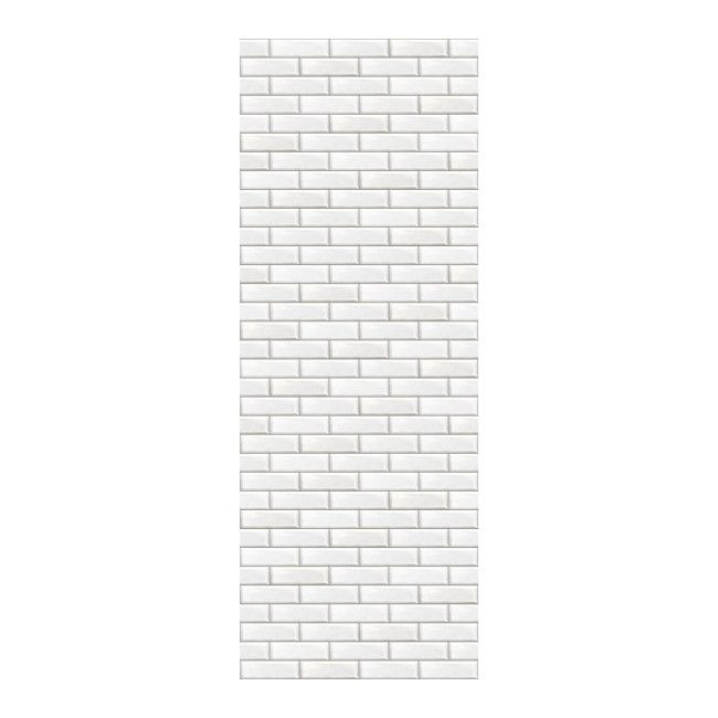 Panel Scienny Pcv Vilo Motivo 250 D White Brick 2 624 M2 Panele Pcv Castorama
