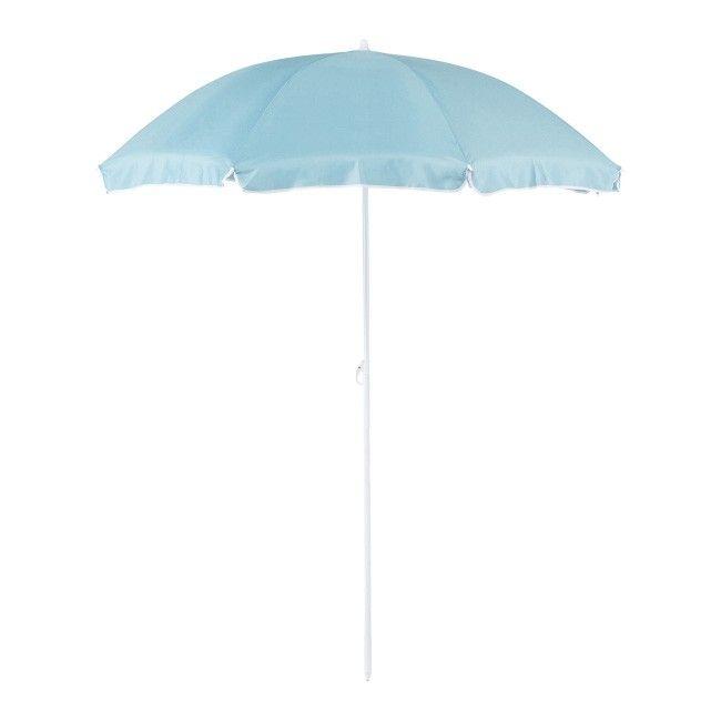 Parasol Plazowy Callune 160 Cm Niebieski Parasole Ogrodowe Castorama
