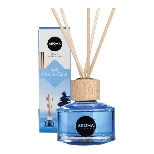 Patyczki Zapachowe Aroma Home Ocean Calm 50 Ml