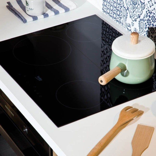 Plyta Ceramiczna Beko 4 Palniki 60 Cm Plyty Grzewcze Agd Do Zabudowy