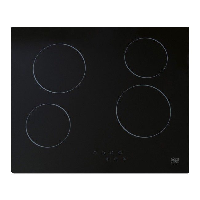 Płyta Ceramiczna Cookelewis Clcer60 4 Palniki