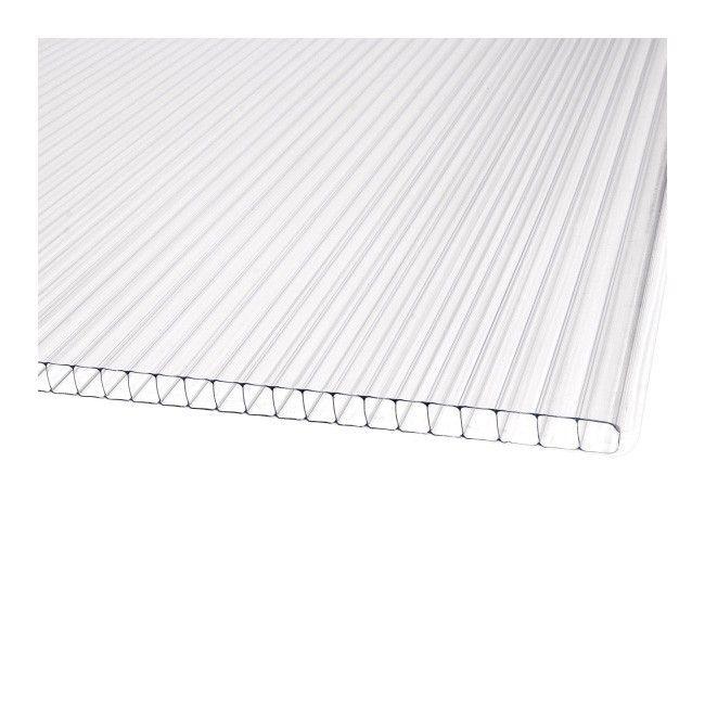 Plyta Poliweglan Komorowy Palram Transparentna 0 98 X 2 M 10 Mm 1 96 M2 Plyty Castorama