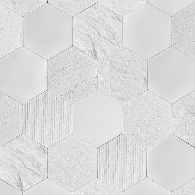Płytka Dekoracyjna Merelia Hexagon Grafit 044 M2