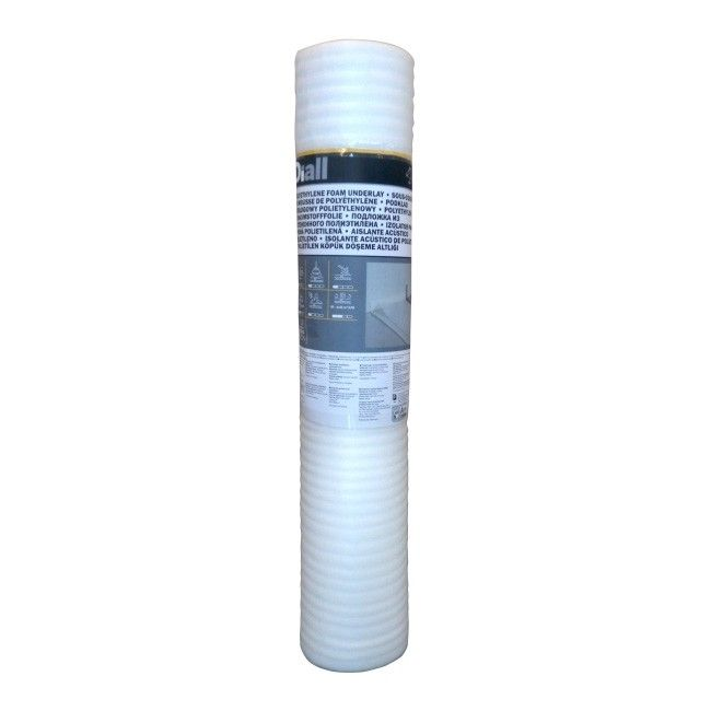 Podklad Pod Panele Diall Basic 2 0 Mm Bialy 10 M2 Podklady Podlogowe Castorama