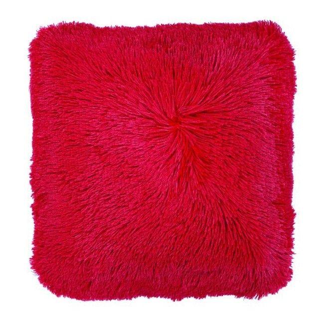 Poduszka Colours Modoc 43 x 43 cm czerwona