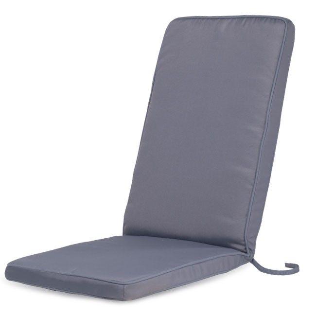 Poduszka Na Fotel Blooma 94 X 40 X 5 Cm Antracyt Poduszki Do Mebli Ogrodowych Castorama