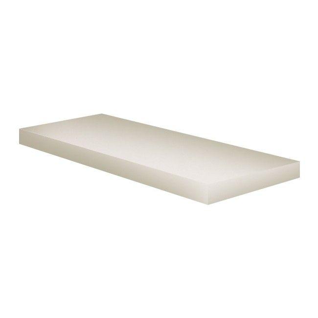 Półka Meblowa 18 X 600 X 2500 Mm Biała