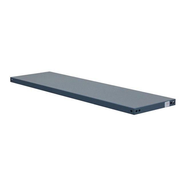 Półka Metalowa Form 1000 X 400 Mm Szary