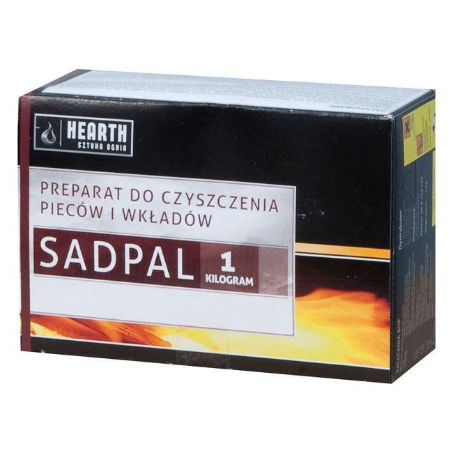 Wybitny Preparat Hearth Sadpal 1 kg - Czyszczenie komina - Czyszczenie i KC02