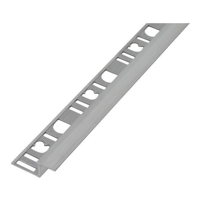 profil aluminiowy diall typ z surowe aluminium 2 5 m listwy i profile akcesoria do p ytek. Black Bedroom Furniture Sets. Home Design Ideas