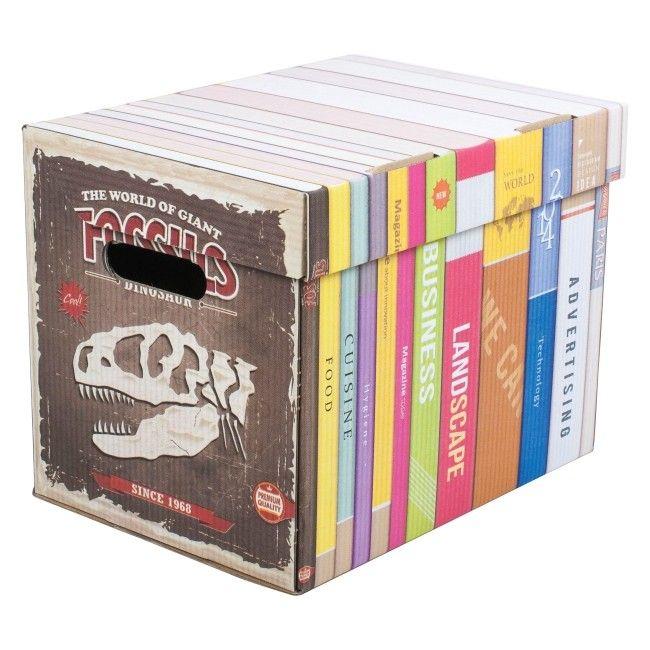 Pudło One Book Archiwum 34 X 25 X 26 Cm Kartony