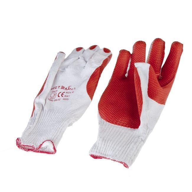 f74e99a764a843 Rękawice ochronne gumowane różne kolory - Rękawiczki - Ubrania robocze
