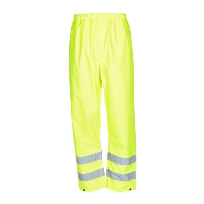fd8bd8cb475298 Spodnie męskie ostrzegawcze żółte L - Spodnie - Odzież i obuwie