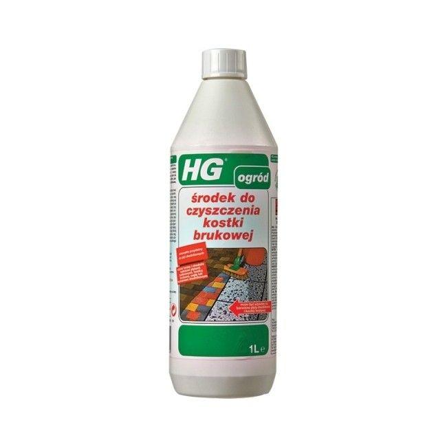 Srodek Hg Do Czyszczenia Kostki Brukowej 1 L Czyszczenie I Pielegnacja Plytek Castorama