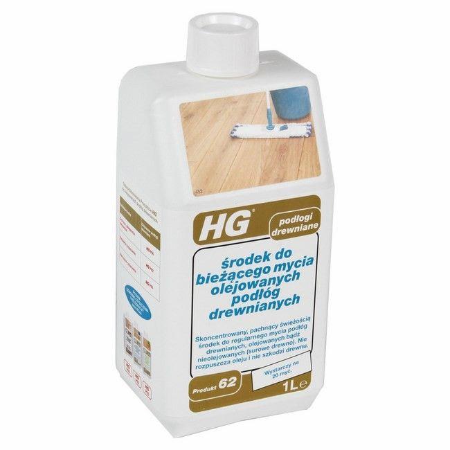 Srodek Hg Do Pielegnacji Podlog Olejowanych 1 L Srodki Czyszczace Castorama
