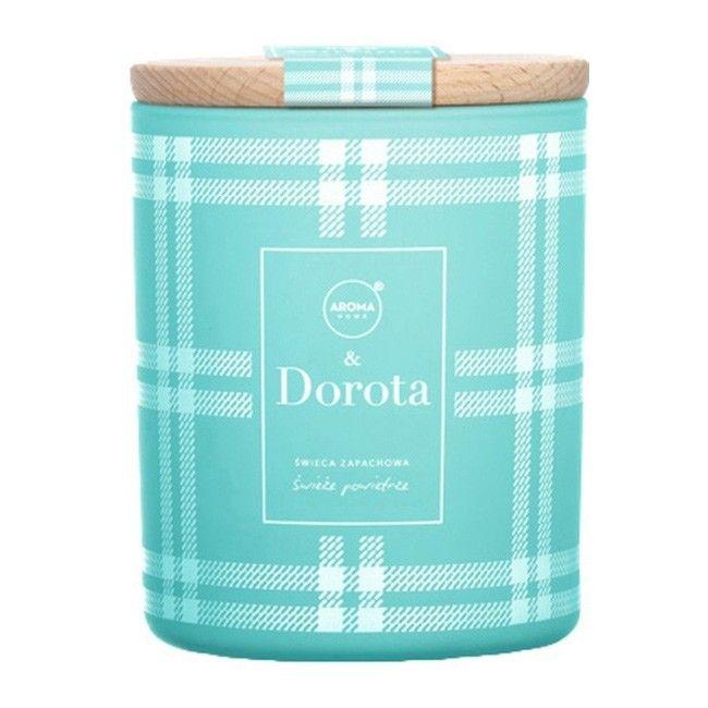 świeca Aroma Home Dorota świeże Powietrze 150 G
