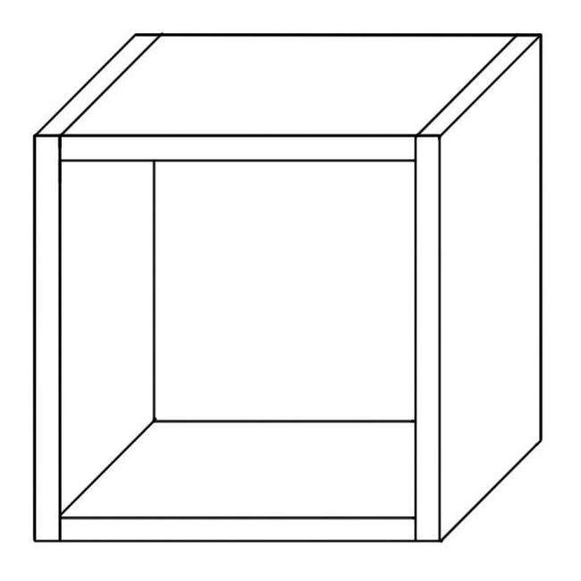 szafka cube kubik 30 30 ta szafki modu owe meble kuchenne meble urz dzanie. Black Bedroom Furniture Sets. Home Design Ideas