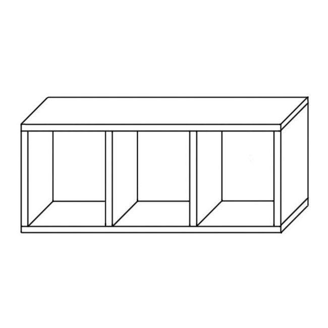 szafka cube kubik 30 72 ta szafki modu owe meble kuchenne meble urz dzanie. Black Bedroom Furniture Sets. Home Design Ideas
