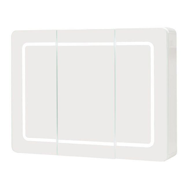 szafka lustrzana led 80 cm lustrzane szafki meble azienkowe meble urz dzanie. Black Bedroom Furniture Sets. Home Design Ideas