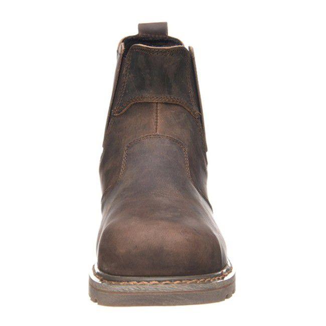 5dc72e687b81f Sztyblety skórzane Site brązowe rozmiar 10/44 - Obuwie - Odzież i obuwie