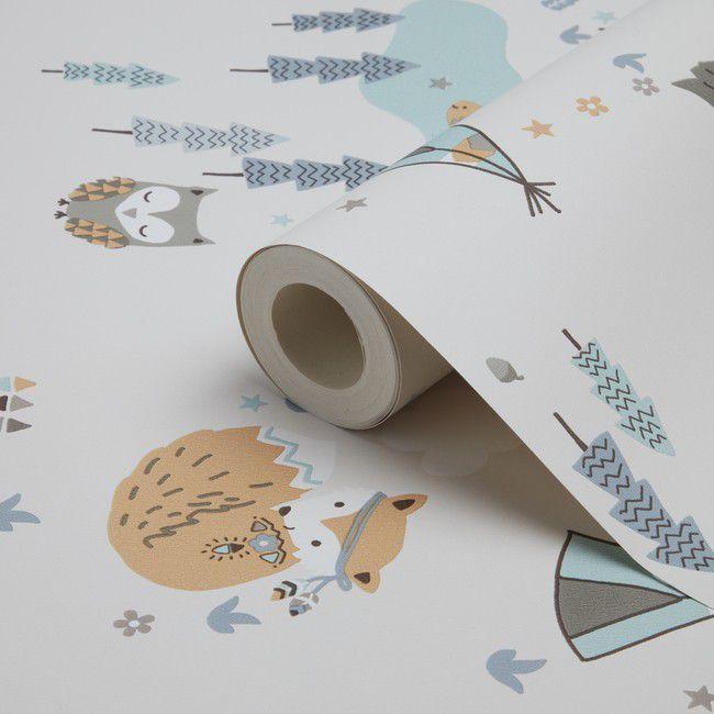 Tapeta Papierowa Limae Multikolor Tapety Dekoracyjne Castorama