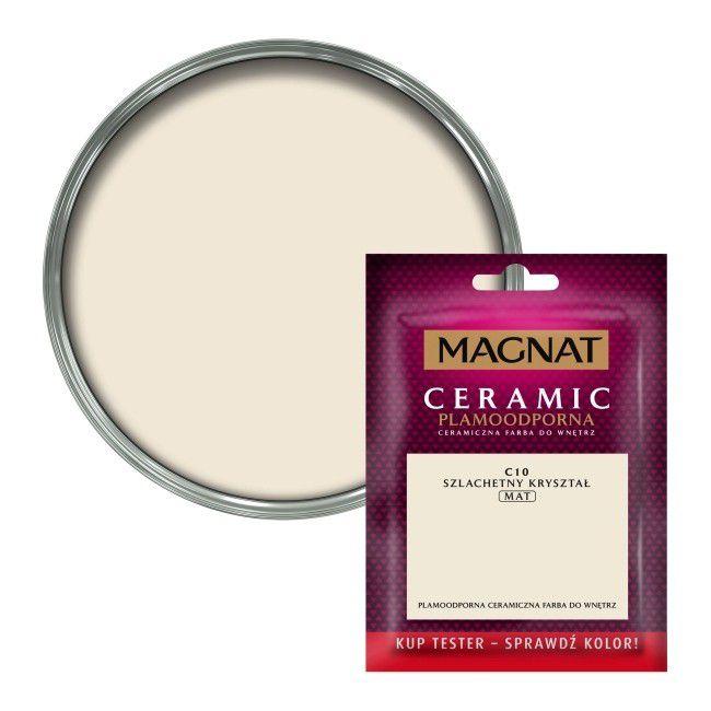 Tester Farby Magnat Ceramic Szlachetny Krysztal 0 03 L Farby