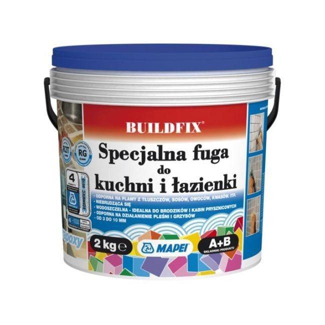 Zaprawa Mapei Buildfix Do Kuchni I łazienki 100 Biała 2 Kg